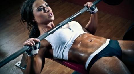 Stærke kvinder er sunde kvinder