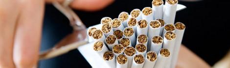 Bliv røgfri med disse simple kostråd